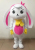 Custom made party plush cartoon cat rabbit monkey bear squirrel Animals mascot costume for adult