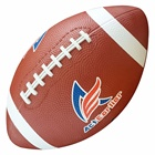 ActEarlier Team Sports training ball factory supply promotional rubber american football rugby ball size#9#6#3#1