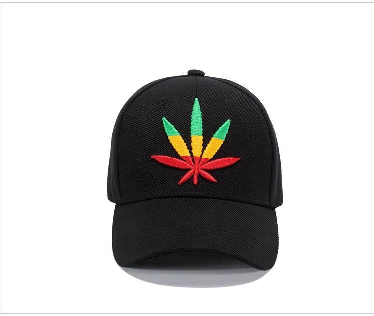 wholesale OEM Embroidery logo baseball cap cotton polyester snap back baseball cap hats
