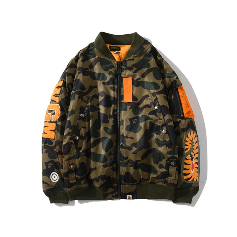 Factory Price Fashion Camouflage Bape mens <strong>Military</strong> <strong>Style</strong> <strong>Jacket</strong> Camouflage <strong>Jacket</strong> <strong>Military</strong> <strong>Military</strong> Windproof <strong>Jacket</strong>