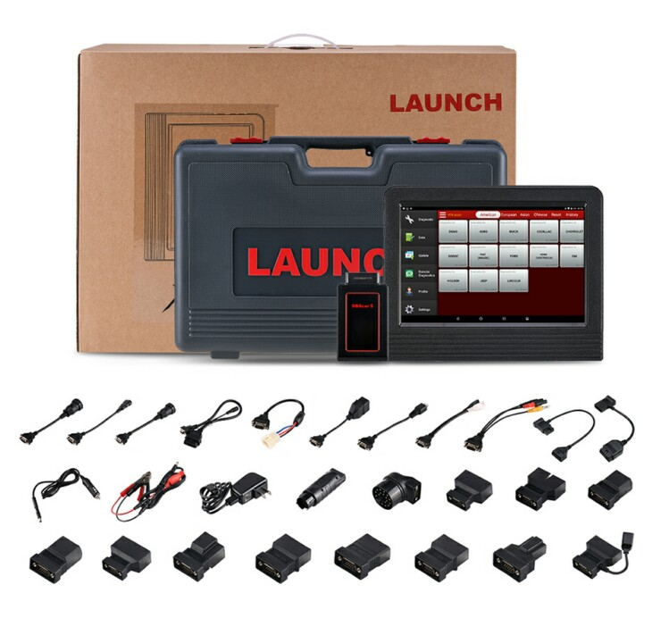 universal diagnostic scan tool Launch diagnostic tool x431V+ master diagnostic scan tool