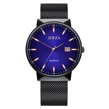 Amst часы для мужчин s календарь часы Роскошные Топ бренд спортивные Relogio Masculino Rolexable для мужчин кварцевые нержавеющая сталь pulsera hombre(Китай)