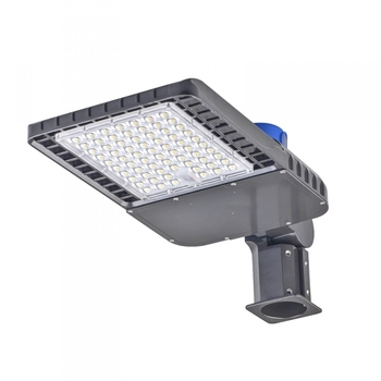 BBIER parking areas light Timer control 2700-6500k 150w led street light with photocell