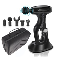 Xiamen fabrikant OEM 2019 top rated elektrische high end body percussie massager draagbare percussie <span class=keywords><strong>spier</strong></span> <span class=keywords><strong>massage</strong></span> <span class=keywords><strong>gun</strong></span>