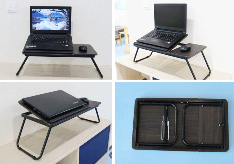 2020 laptop desk with cooling fan