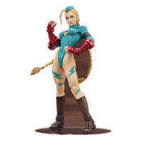 Custom wholesale street fighter sexy girl action fugure plastic cartoon 3d toy nami figura beautiful female anime figure doll