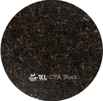 Dried black tea OP OPA Vietnam Export for Middle East, Asian, Egypt, Russia 0084.968.294.521