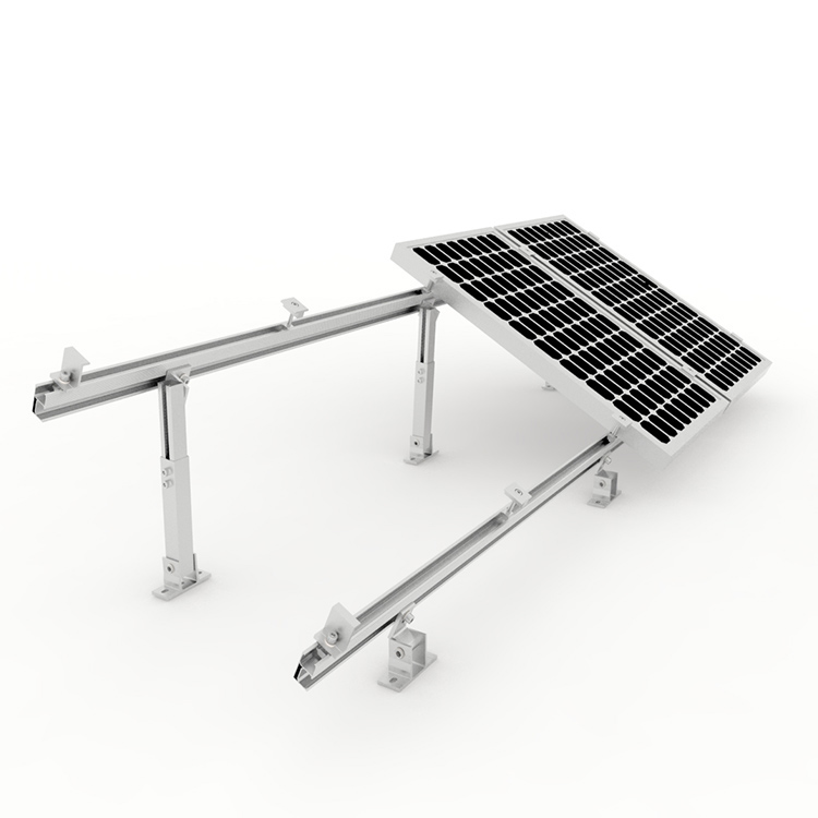 Solar Energy Metal Roof Aluminum Solar Frame Mounting System