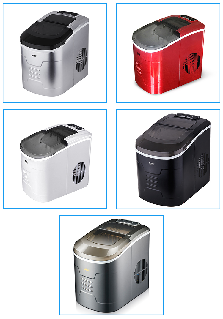 Portable Ice Cube Maker Machine Mini Ice Making Machines