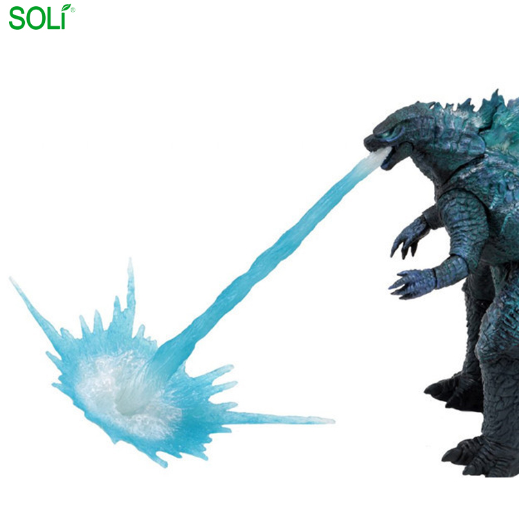Hot Toys Figures NECA 2019 Godzilla Movie Cosplay Cool Design Anime Figure Toy