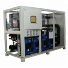 Unit Chiller Scroll 60hp High Efficiency Cooling System Scroll Water Chiller Unit