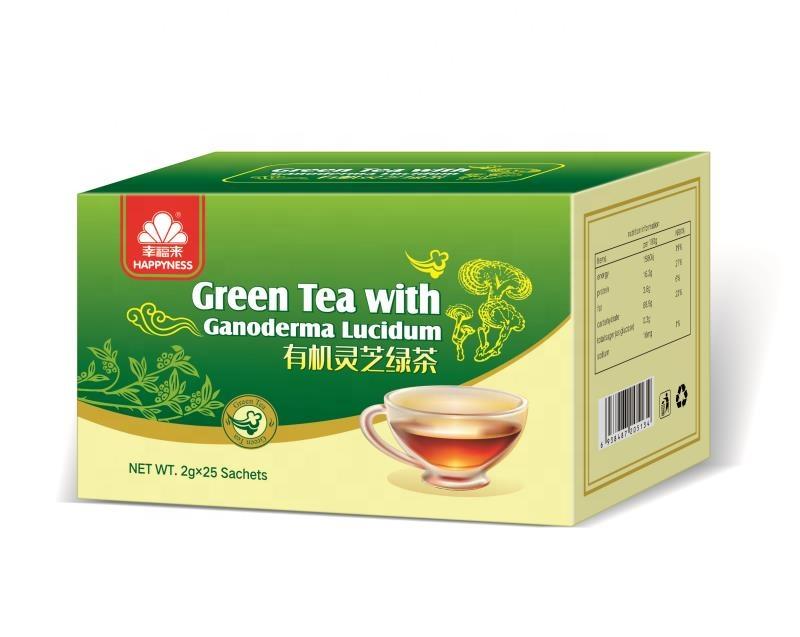 Ganoderma Lucidum Extract King Tea( Oem/Private Label) - 4uTea | 4uTea.com