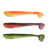soft plastic fishing lure for sea fishing shad fishing bait good swimming action