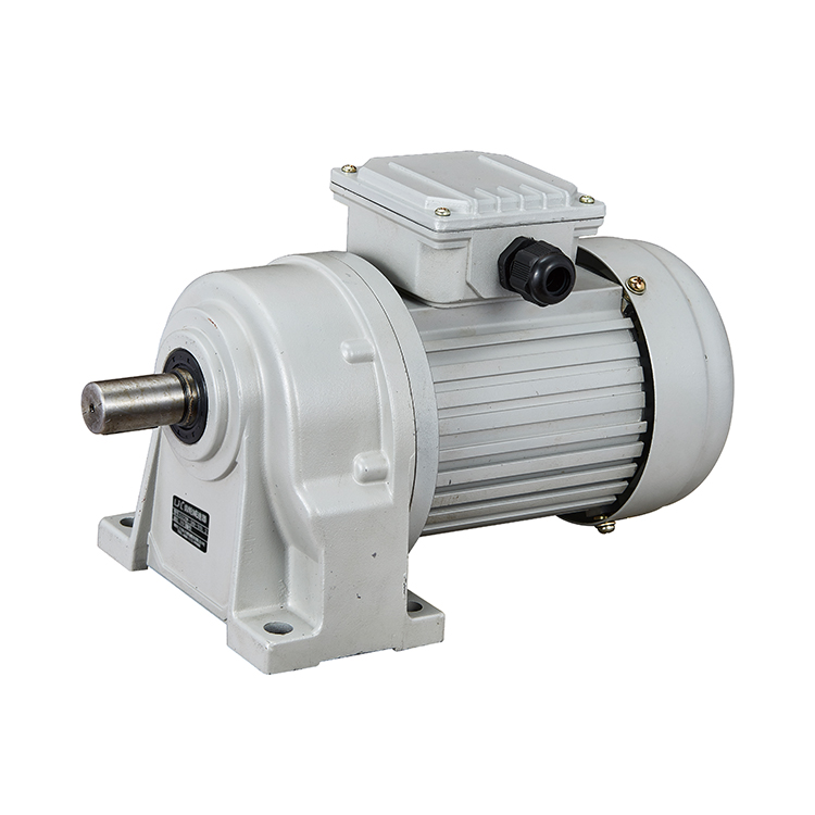 Helical Geared Motor Gear Speed Reducer