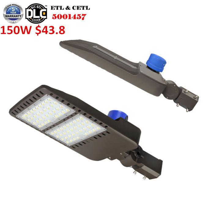 Уникальный дизайн 150 Вт Высокий люмен 130 лм/Вт наружный IP65 Светодиодный прожектор