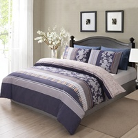 High Quality Queen Soft Cotton Fabric Duvet Cover