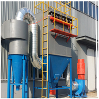 Industrial Air Purification Equipment For Dust Clean And Collector