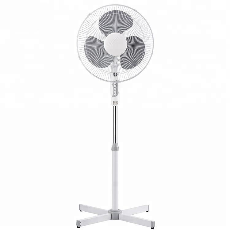 9 POLLICI STAND Piedistallo Oscillante Ventilatore da tavolo elettrica a Torre in piedi a casa potente