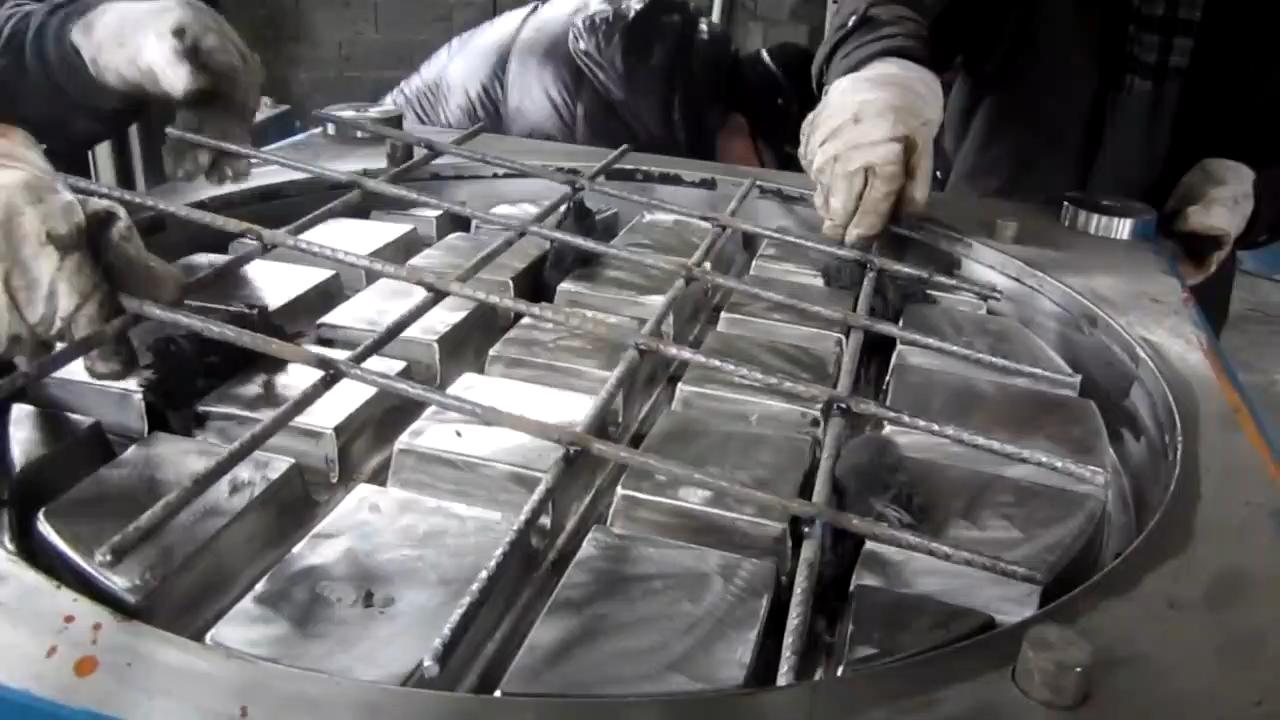 315 ton SMC material de resina cubierta de boca de moldeo máquina de prensa hidráulica