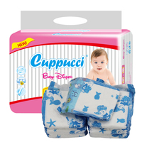 wholesale disposable super absorbency baby diaper from China manufacturer