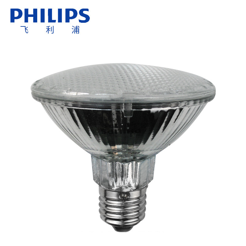 Philipsled Reflector Light Thick Glass Tungsten Halogen Spotlight <strong>PAR30S</strong> 75W 230V E27 2900K