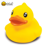 Weighted rubber duck swimming race floating duck for kids