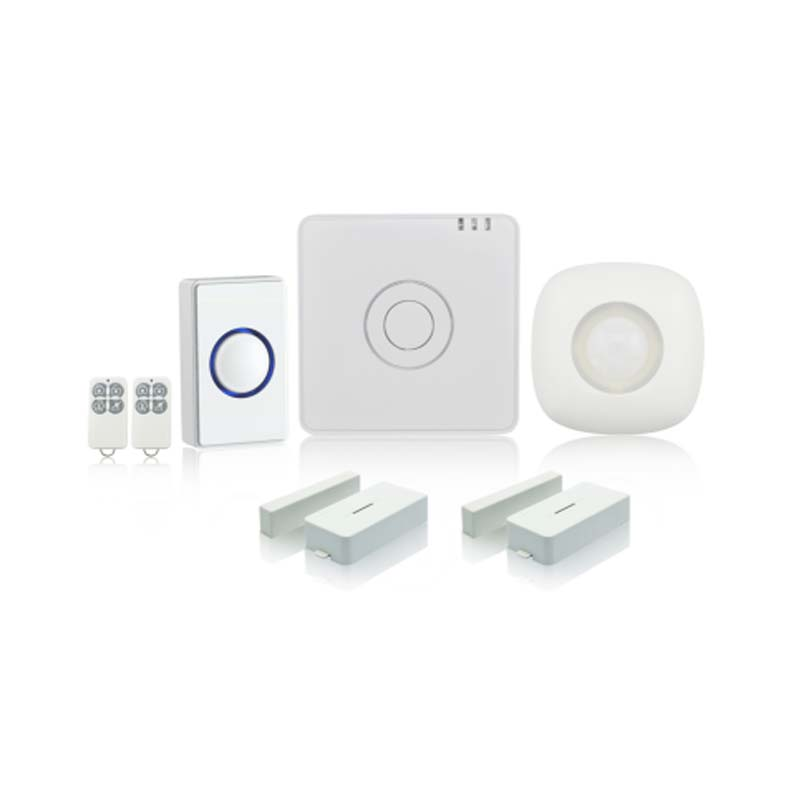 GSM Wireless smart safeguard alarm system with app best low price sale