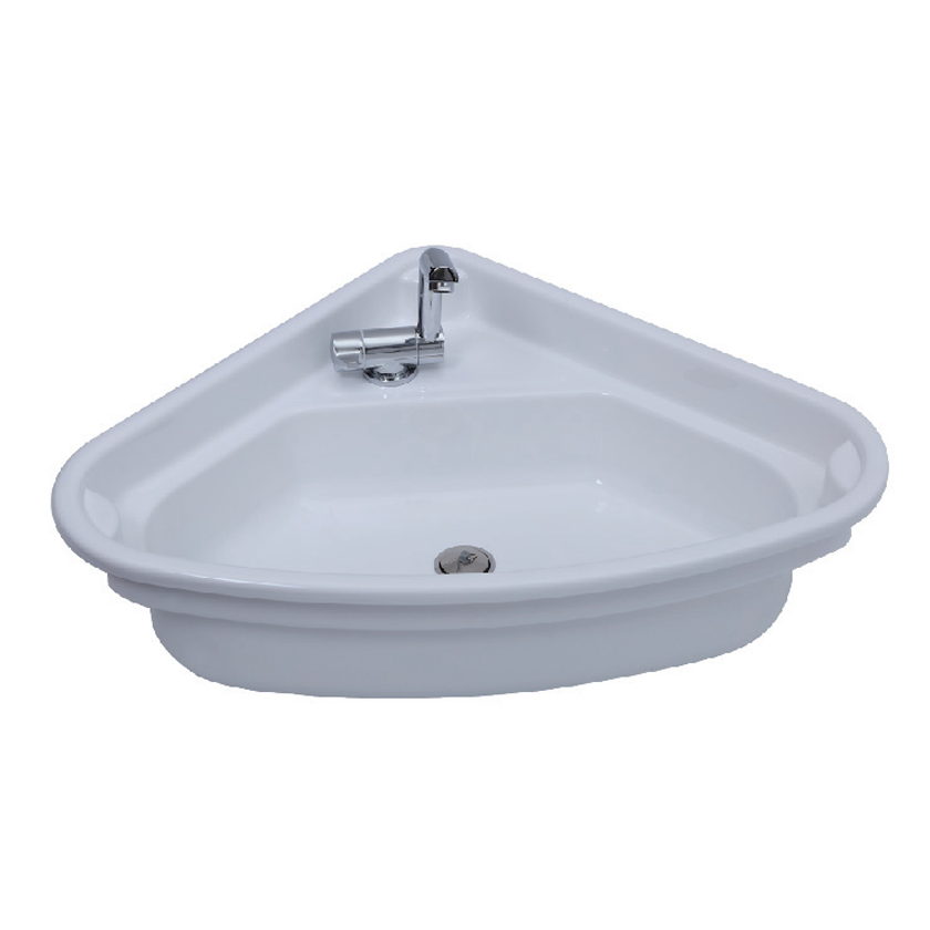Professional Factory Round Triangle Sink Acrylic Bathroom Sinks Basin Buy Professional Factory Round Triangle Sink Acrylic Bathroom Sinks Basin Product On Alibaba Com