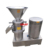 stainless steel sesame paste making machine groundnut grinding machine colloid mill peanut butter machine