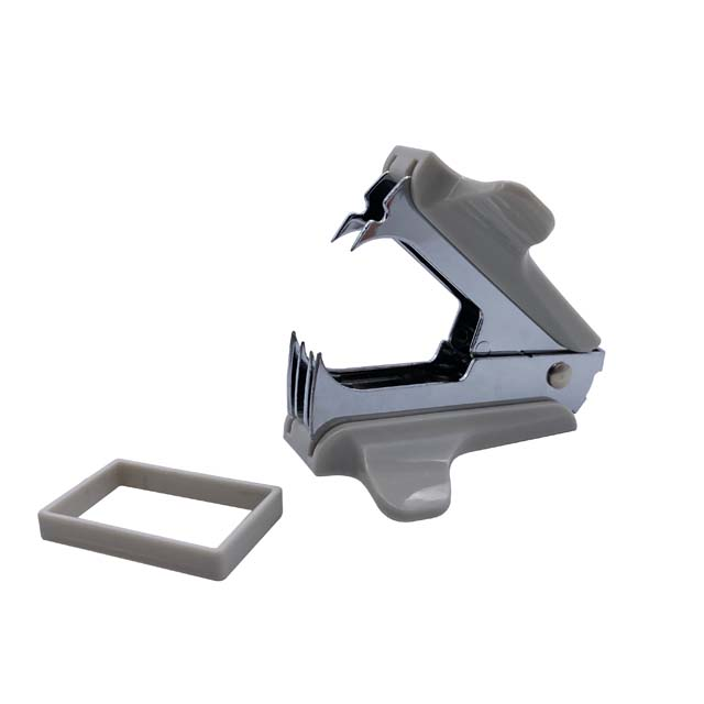 Office stationery paper staple remover