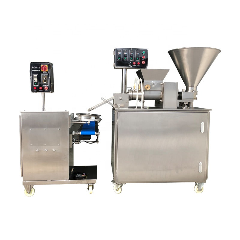 Shanghai PAPA Factory Supply Goedkope Prijs China Stoom Vulling Broodje Automatische Momo Making Calzone/Puff Pie Making Machine