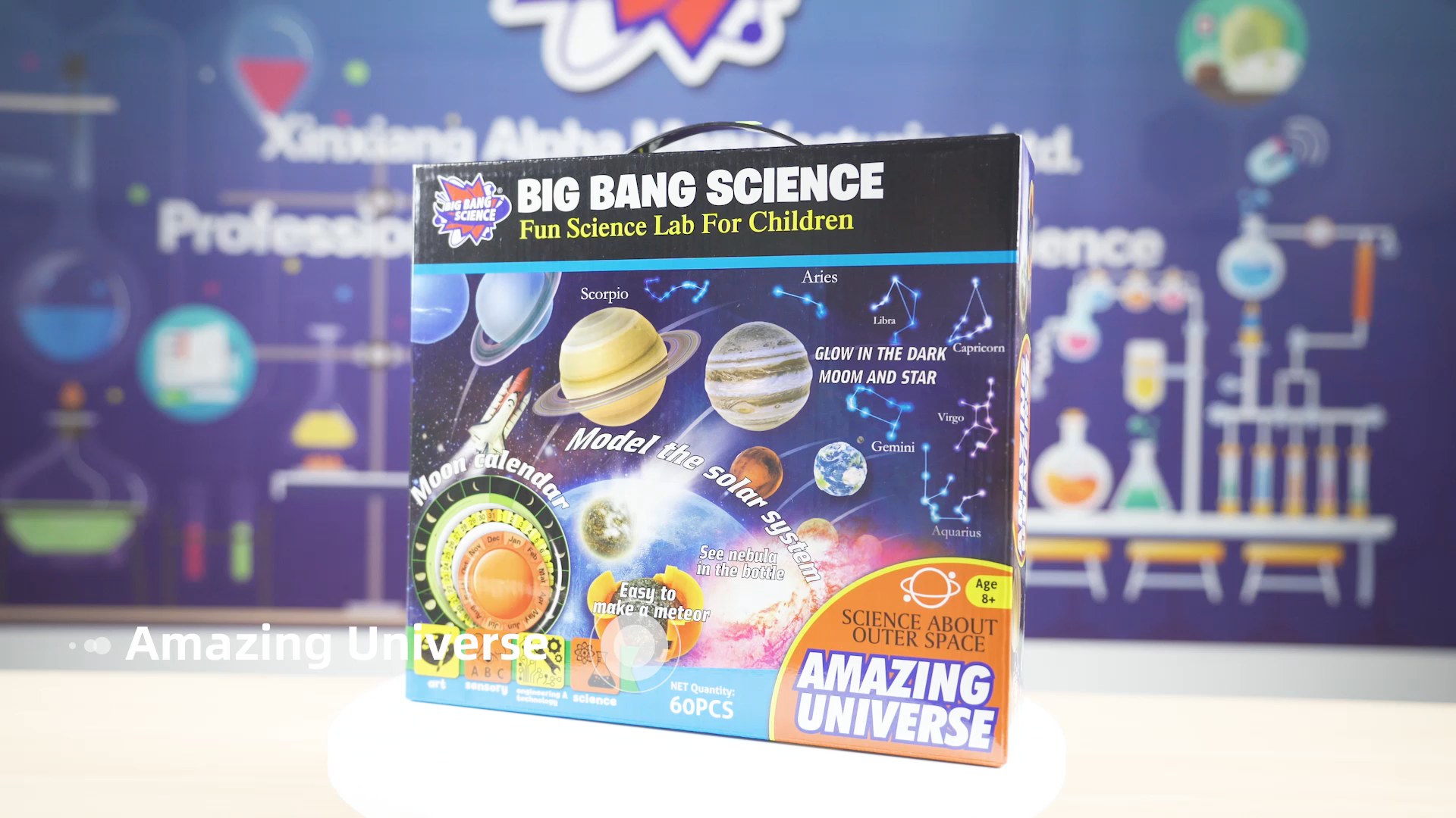 Popular Educational Science Toys of Amazing Universe