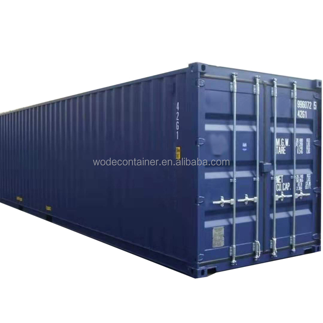 new / one trip condition 20 ft shipping containers