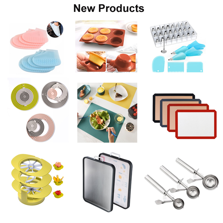 11  Pieces Silicone Heat Resistant Kitchen Cooking Utensil With Holder