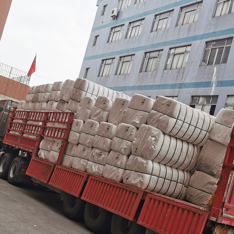 Imported ES fiber cotton hot-air cotton dust-proof non-woven cloth is filtered by hot air for pollution prevention