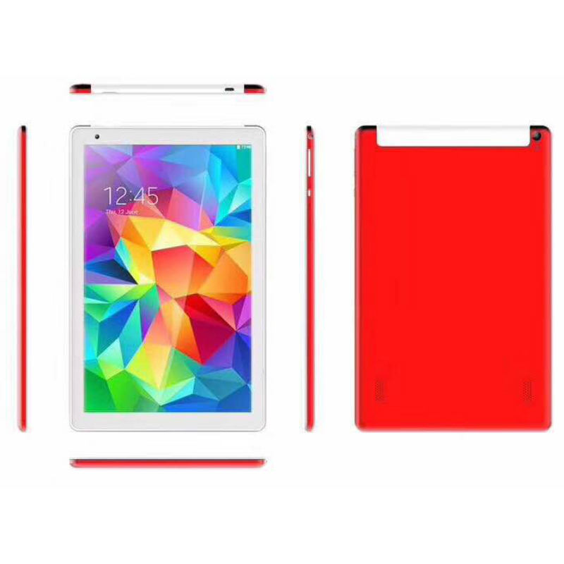 Venta 10,1 pulgadas tablet pc android tablet quad core 2.5D pantalla táctil capacitiva wifi tablet