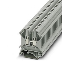 Phoenix Contact UK 5 Feed Through Din Rail Terminal Block Connector