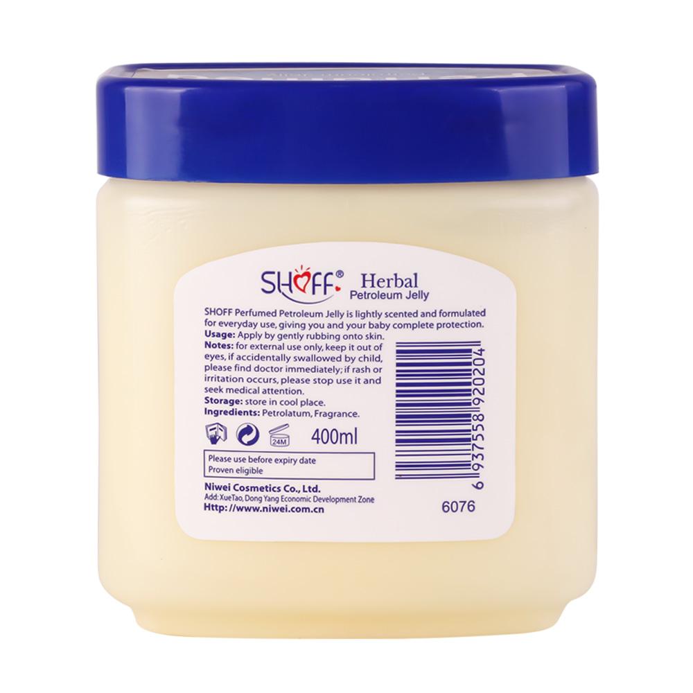 55g 120g 220g 400g high quality Vaselin Petroleum Jelly