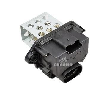 ZEALfix Resistencia del motor del soplador del calentador 9658508980 1308.CL para DS4 DS5 C4