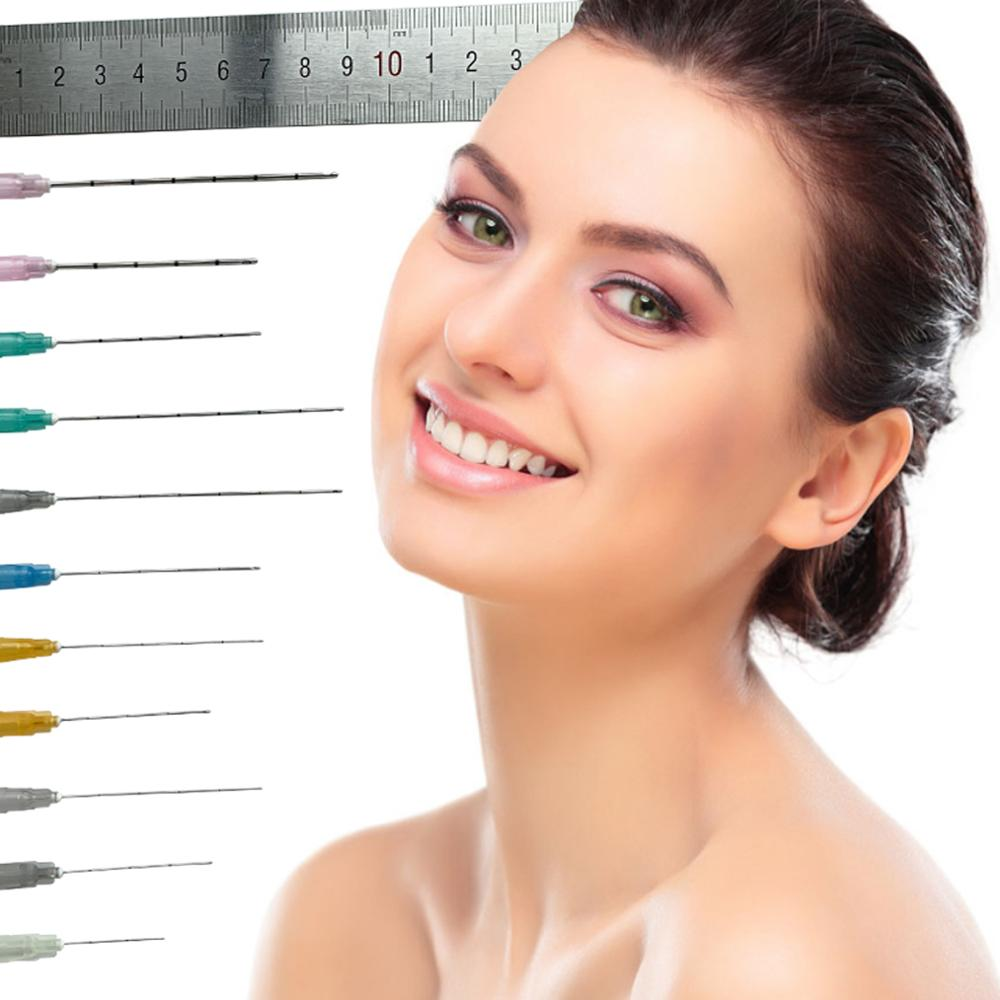 crosslinked hyaluronic acidmicro cannula for fillers