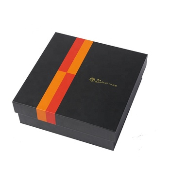 Luxury custom packaging gift paper boxes wholesale cardboard costomic box
