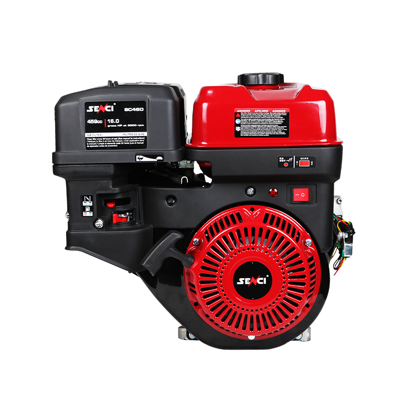 Beste Verkäufer Fabrik Preis Kleine 460cc Benzin Motor Mit Kraftstoff Injektion EPA Carb