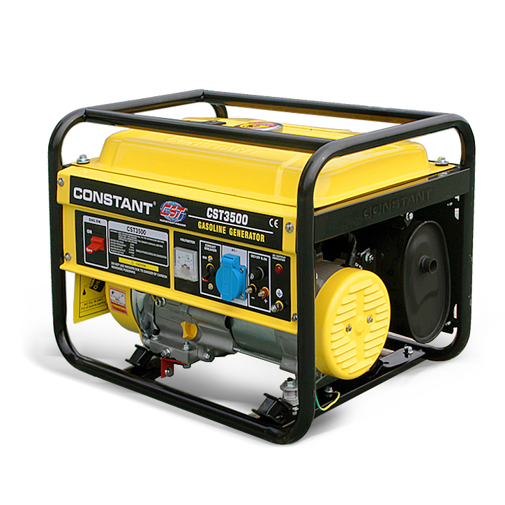 CST 2.5kw 2.5kva 6.5HP top quality air cooled Gasoline Generator