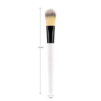 1pc Liquid foundation face mask makeup brush for liquid cream mask clay cosmetic brushes