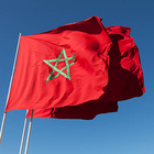 custom printing all kinds of world flags national day world Morocco national flag for big event outdoor activity national day
