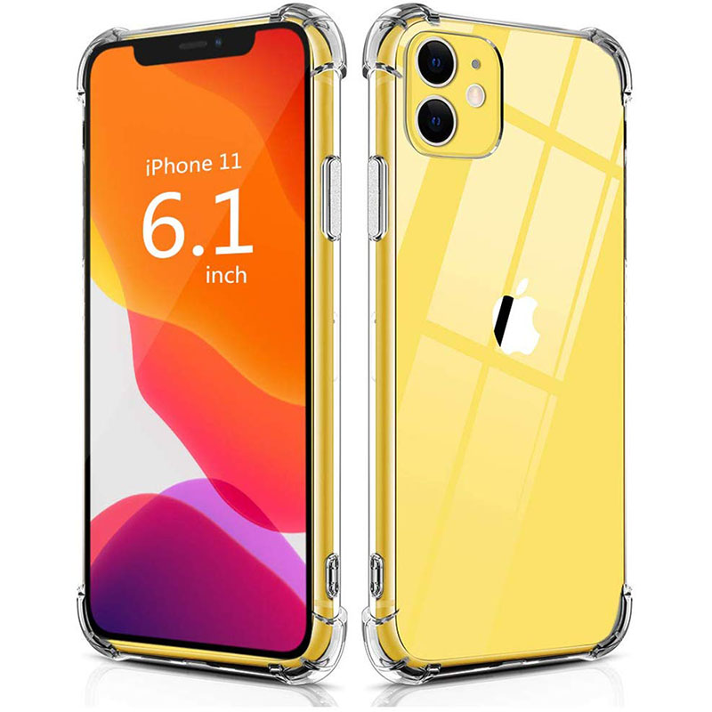 Mobile phone <strong>accessories</strong> For iPhone X Case iPhone11 Case Cover Ultra Thin Transparent Clear Phone Case For iPhone 12 X 11