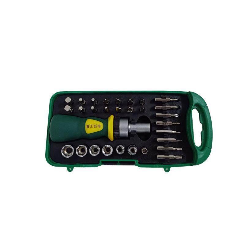 최고의 품질 30PCS 손 도구 세트 다기능 육각 키 세트