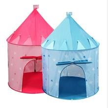 Tragbare Faltbare Prince Pop Up spielzeug <span class=keywords><strong>Zelt</strong></span> <span class=keywords><strong>Kinder</strong></span> Party Schloss Cubby Spielhaus Kind spielen <span class=keywords><strong>zelt</strong></span>
