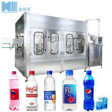 Automatico 3-in-Carbonizzato Linea <span class=keywords><strong>Di</strong></span> Produzione <span class=keywords><strong>Di</strong></span> <span class=keywords><strong>Acqua</strong></span> Macchina Per Fare Soft Drink