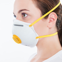 Reliable Protection High-efficiency Molded Cup Respirator